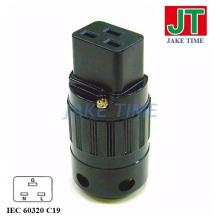 Audio Grade IEC 60320 C19 Power Connector